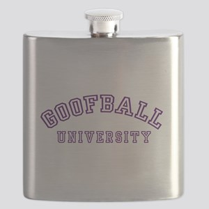 Goofball University Flask