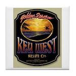 """Hudson's Hope """"Key West"""" Beer Coaster"""
