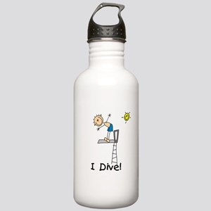 Boy I Dive Stainless Water Bottle 1.0L
