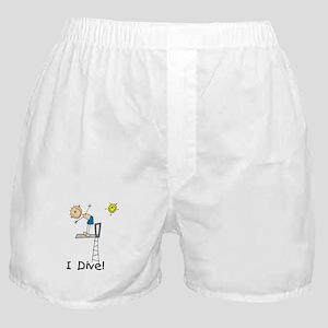 Boy I Dive Boxer Shorts