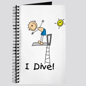 Boy I Dive Journal