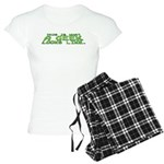 What a Geek Looks Like Women's Light Pajamas