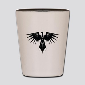Bird of Prey Shot Glass