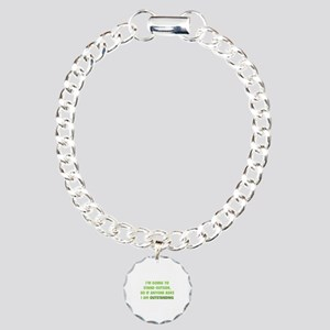 I Am Outstanding Charm Bracelet, One Charm