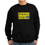 fietsers Sweatshirt (dark)