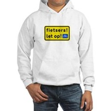 fietsers Hooded Sweatshirt