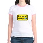 fietsers Jr. Ringer T-Shirt