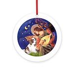 Angel3-Cavalier Ornament (Round)