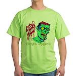 Got Brains? Green T-Shirt