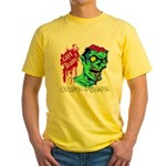 Got Brains? Yellow T-Shirt