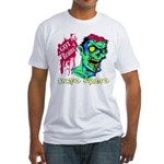 Got Brains? Fitted T-Shirt