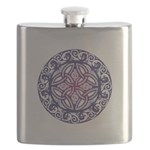 Celtic Shield Flask