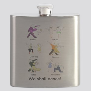 We shall dance! Flask