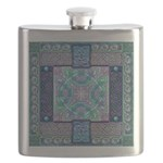 Celtic Atlantis Opal Flask