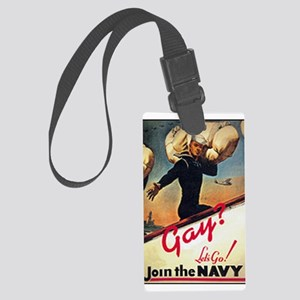 Sailor Large Luggage Tag