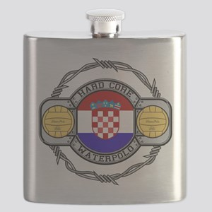 Croatia Water Polo Flask