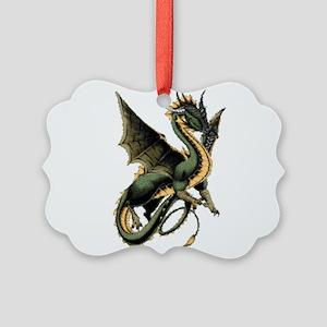 Dragon Picture Picture Ornament