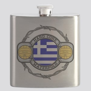 Greece Water Polo Flask