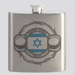 Israel Golf Flask