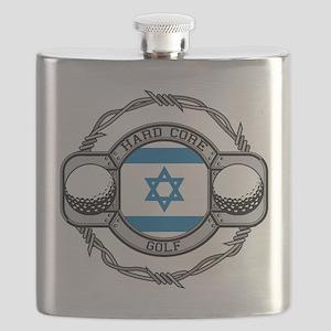 Israel Golf Flask