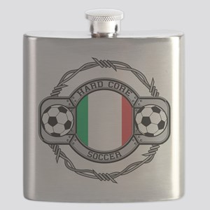 Italy Soccer Flask