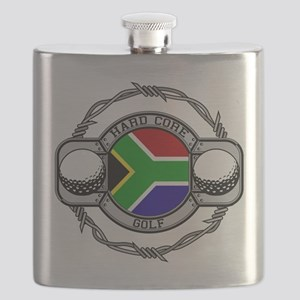 South Africa Golf Flask