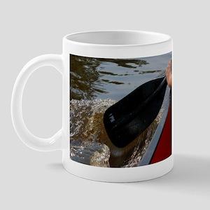 Paddling Ceramic Mug