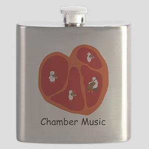 Chamber Music Flask