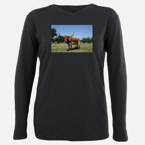 Longhorn cow T-Shirt