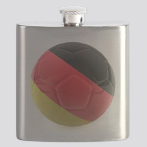 Germany world cup ball Flask