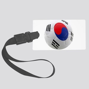 South Korea world cup soccer ball Large Luggage Ta