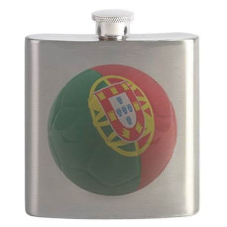Portugal World Cup Ball Flask
