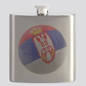 Serbia World Cup Ball Flask