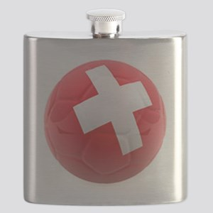 Switzerland World Cup Ball Flask
