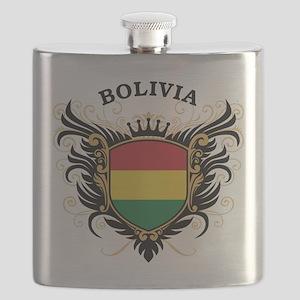 Bolivia Flask