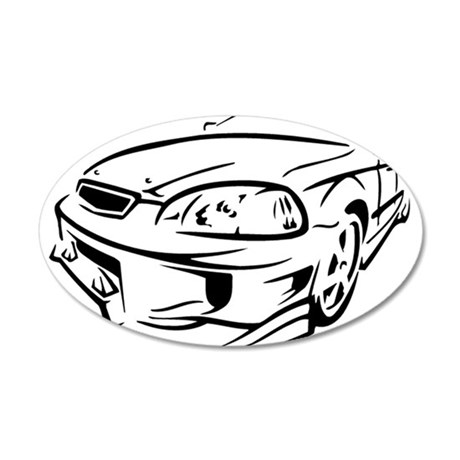 import tuner wall decals cafepress 1970 Camaro Front Bumper