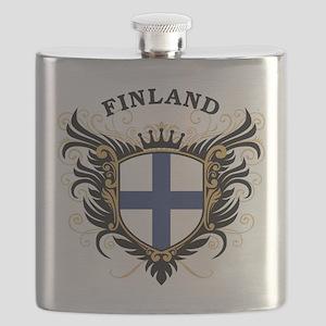 Finland Flask