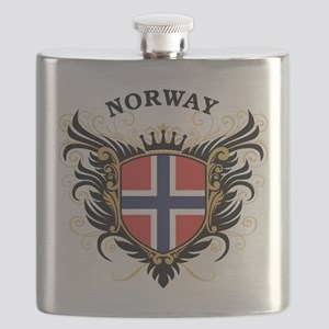 Norway Flask