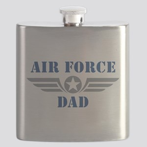 Air Force Dad Flask