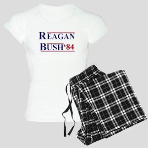 Reagan Bush '12 Women's Light Pajamas