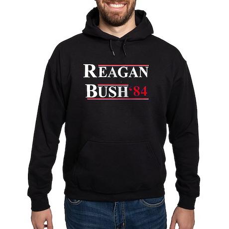 Reagan Bush '12 Hoodie (dark)