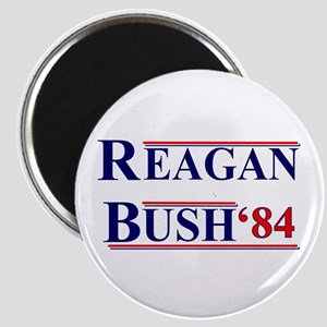 Reagan Bush '12 Magnet