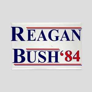 Reagan Bush '12 Rectangle Magnet