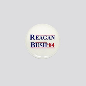 Reagan Bush '12 Mini Button