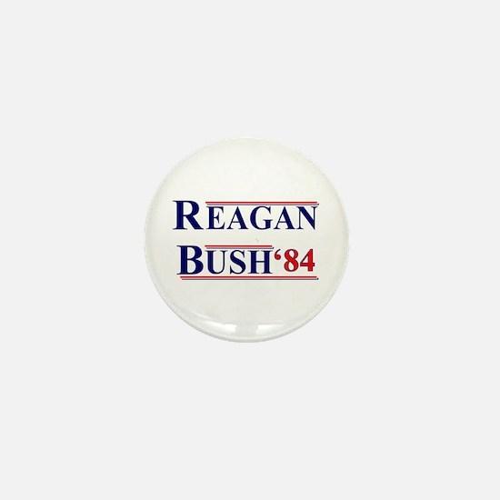 Reagan Bush '12 Mini Button