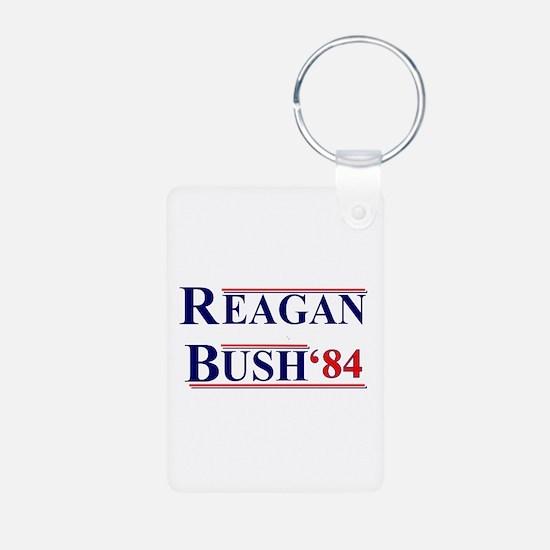 Reagan Bush '12 Keychains