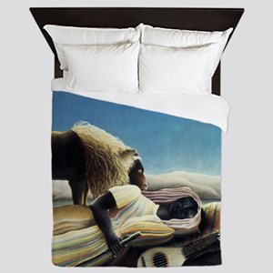 Henri Rousseau The Sleeping Gypsy Queen Duvet