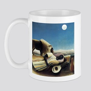 Henri Rousseau The Sleeping Gypsy Mug