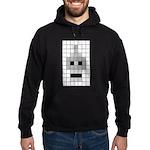 Tiled Bender Hoodie (dark)