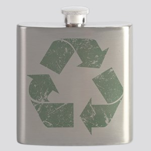 recycle_vintage Flask